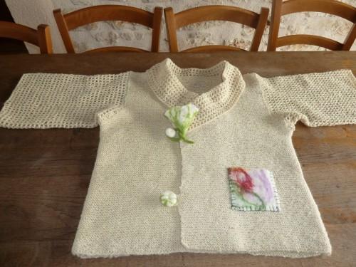 laine, tricot